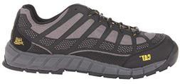 Caterpillar Mens Streamline Comp Toe Work Shoes P90285 CHARC