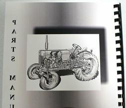 Misc. Tractors LeRoi Air Comp 125 Tract Air Parts Manual