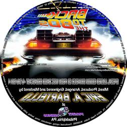 """Mixtape/Mix CD - """"Back To The 80's"""" - 80's/90's Electro/Free"""