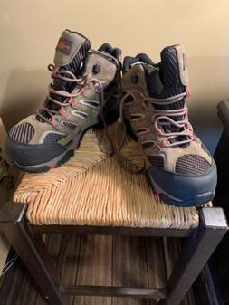 MERRELL MOAB 2 Vent Mid Waterproof CT Composite Toe Work Boo