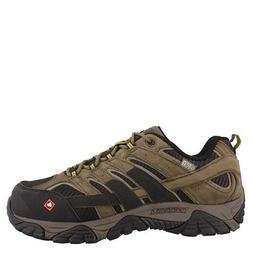 Merrell Moab 2 Vent Waterproof Comp Toe Work Shoe Men's US S
