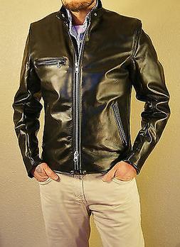 Vanson Model B Deluxe, Comp. Weight Leather Jacket, IN STOCK