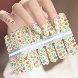 Nail Polish Strips Multi Colors and Patterns New In Package
