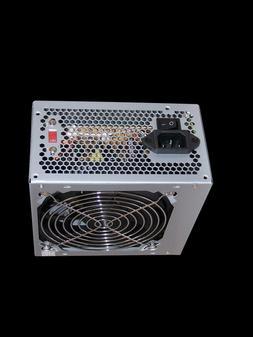NEW 650W PCIe 2-SATA Quiet 120mm Cooling Fan ATX Intel/AMD P