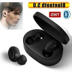 NEW Air Dots Wireless Headphones Bluetooth EarBuds Pods Comp
