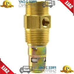 """New In tank Check valve for air compressor 3/4"""" comp x mpt"""