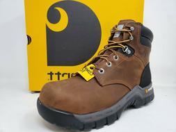 """NEW! Carhartt Men's 6"""" Rugged Flex Composite Toe Work Boots"""