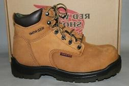 "NEW Men's Red Wing #2235 Size 8 EE, 6"" Leather Composite Saf"