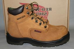 "Men's Red Wing #2240,  Waterproof 6"" Leather Composite Safet"