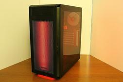 NEW RGB Quad Core Gaming PC Desktop Computer 4.1 GHz 500 8GB