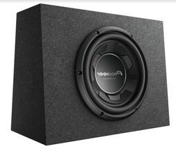 "New Pioneer TS-WX106B 1100 Watts 10"" Pre Loaded Compact Subw"