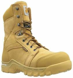 New Carhartt Work Boots Composite Safety Toe Waterproof Leat