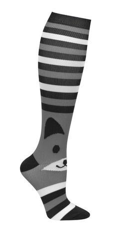 Nurse-Medical Fox 10-14mmHG Fashion Compression Socks