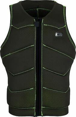 O'Neill Hyper Freak Comp NCGA Wakeboard Vest Fade Green/Lime