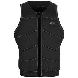 O'Neill Hyperfreak Comp Life Vest - Men's - Large / Fade Gre