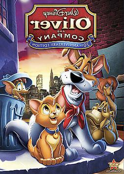 Oliver & Company  20th Anniversary Edition, FREE Shipping