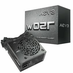 Power Suppy Computer Build EVGA 740 Watt ATX Tower 100N10750