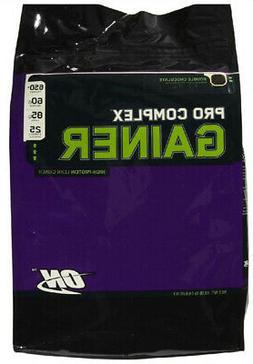 OPTIMUM NUTRITION - Pro Complex Gainer Double Chocolate - 10