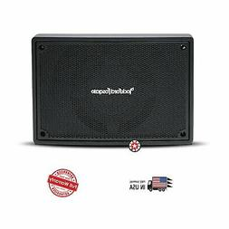 """Rockford Fosgate PS-8 8"""" 150W RMS Underseat Powered Car Ster"""