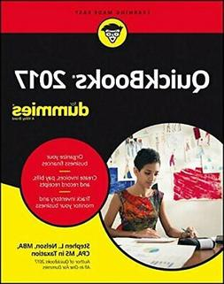 QuickBooks 2017 For Dummies ) by Nelson, Stephen L. The