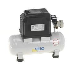 Quipall 2-.33 Oil Free Compressor, 1/3 HP, 2 gallon,Steel Ta
