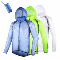 Sports Coat Rain Waterproof Bag Ultralight Breathable Outdoo