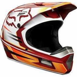 Fox Racing Rampage Comp Helmet Reno Cardinal M