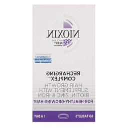 NIOXIN Recharging Complex Hair Growth Supplements