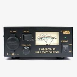 Regulated 30 Amp Compact Power Supply 13.8Vdc Ham Radio Swit