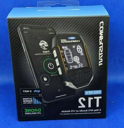 Compustar RFX-P2WT12-SS + alarm/remote start + blade AL bypa