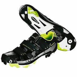 Scott Shoe Scotttt MTB Comp Black/Lime Green Gloss