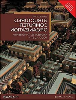 Structured Computer Organization - 2016 by Tanenbaum <Paperb