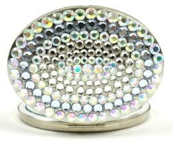 Tarina Tarantino Stunning Jewel Compact Mirror Glitter Mist