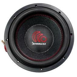 Massive Summo 124 Woofer - 1500 W RMS - 3000 W PMPO - 4 Ohm