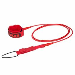 Ion Surfboard Leash Comp 6.0 70 7/8in 0 7/32in Red Surfboard