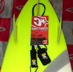 Creatures of Leisure Surfboard Leash - Team Designed Comp Tw