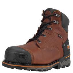 "Timberland PRO TB092641 Boondock 6"" Comp Toe Work Boots"