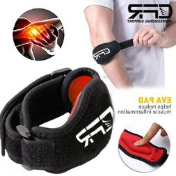 Tennis Elbow Support Brace Compression Sleeve Joint Strap Ar