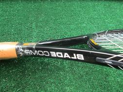 Tennis NEW Wilson Blade Comp Tennis Racket 4 1/2 Grip Still