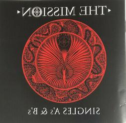 The Mission - Singles A's & B's   Goth Rock, Alternative Roc