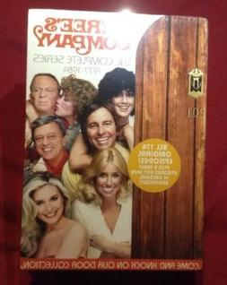 Three's Company The Complete Series 29 Disc DVD Collection