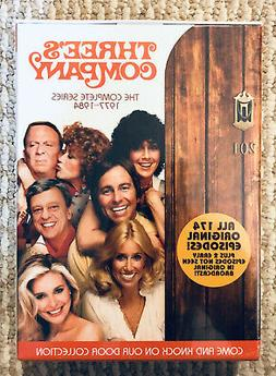 Three's Company The Complete Series Seasons 1-8 Box Set TV S