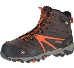 Merrell Trailwork Mid CT Hiking/Work Boots Waterproof - Comp