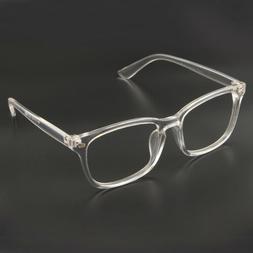 Cyxus Transparent Computer Glasses Blue Light Blocking UV Re