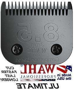 "Wahl ULTIMATE COMPETITION Series A5 Clipper 8.5 BLADE 1/8""-3"