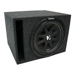 "Universal Car Stereo Vented Port Single 15"" Kicker Comp C15"