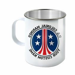 USCM Colonial Marines Custom Camp Mug