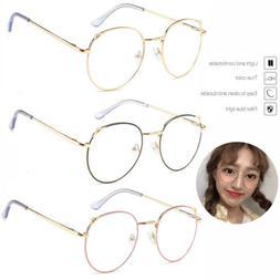 Women Computer Glasses Anti Fatigue Blue Light Blocking Gami