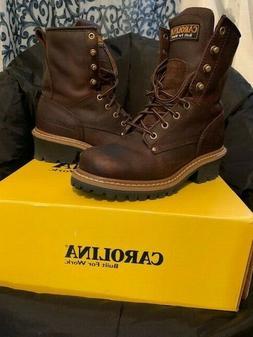 women s logger work boots comp toe