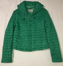 Women's Green Junker Original Clothing Comp. Size M Lightw